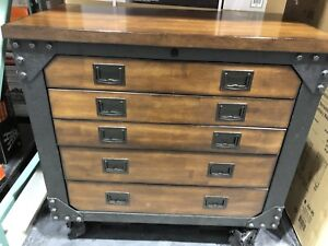 Wood Tool chest
