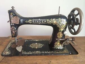 Vintage Singer Sewing Machine Bonnells Bay Lake Macquarie Area Preview