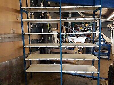 Garage  Racking, Heavy Duty Metal Shelving