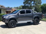 Toyota HiLux SR5 2015 Chipping Norton Liverpool Area Preview