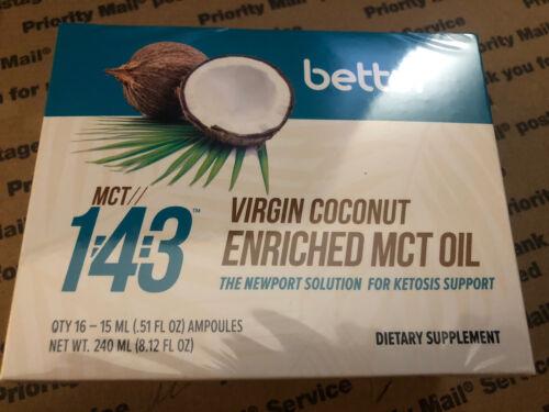 keto mct 1 4 3 virgin coconut