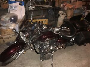 2007 Yamaha vstar 1100 for sale