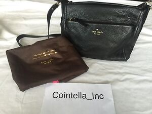 Authentic kate Spade black purse