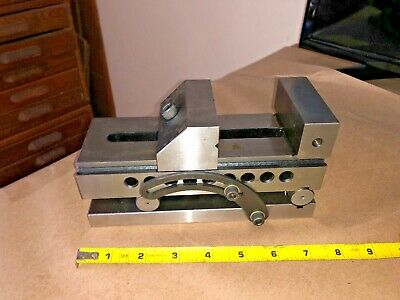 Toolmakers Precision Grinding Compound Adjustable Vise 3 X 7 12