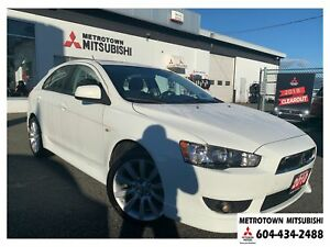 2010 Mitsubishi LANCER SPORTBACK GTS; Fully loaded! LOW KMS!