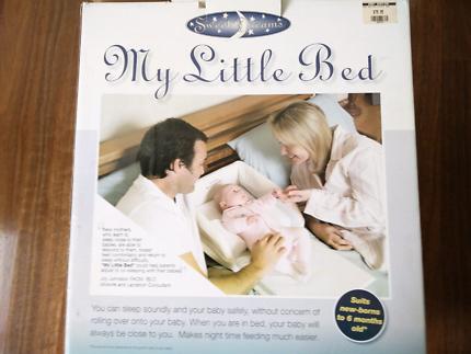 My little bed co sleeper