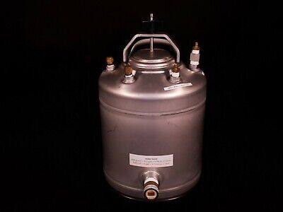 Alloy Products Cornelius Keg Stainless Pressure Tank 3 Gallon Level Indicator 2