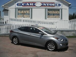 2015 Hyundai Elantra SPORT!! SUNROOF!! HEATED SEAT!!