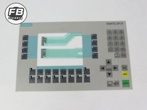 USA NEW Membrane Keypad for Siemens OP27 6AV3627-1JK00-0AX0  Free Shipping