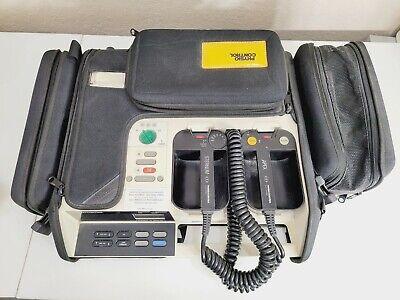 Physio-control Lifepak 10 Patient Monitor W Case