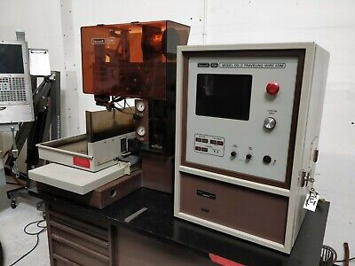 Used 1989 Hansvedt Model Ds-2 Traveling Wire Edm