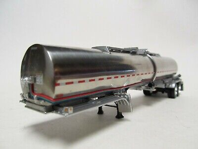 DCP 1/64 SCALE BRENNER CHEMICAL TANKER POLISHED SIDES (TRAILER ONLY)