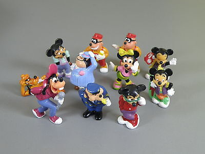 HPF: Micky und seine tollen Freunde - Komplettsatz (100% original)