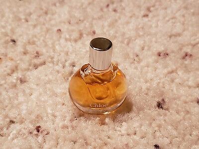 Vintage Chloe Eau De Toilette Mini Perfume