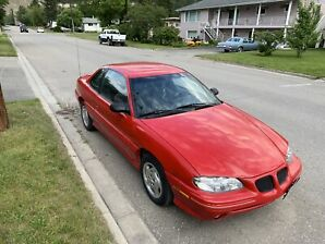 1997 grand am excellent condition