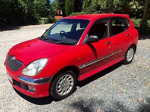 2002 DAIHATSU SIRION GTVi - LOW KMs + REGO Mount Evelyn Yarra Ranges Preview