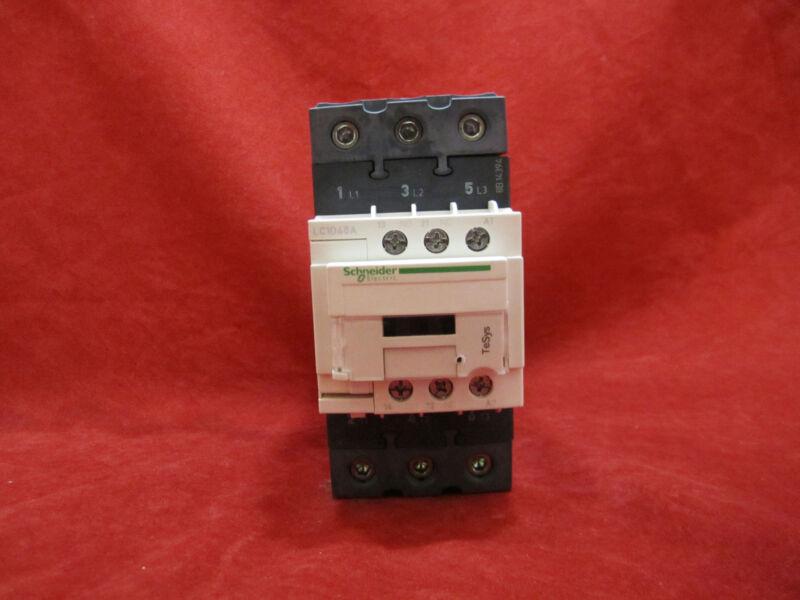 Schneider/Telemecanique LC1D40AB7 Magnetic Contactor AC24V