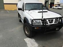 Nissan Patrol 2003 td42ti ex Telstra Dx Leaf sprung ute Caboolture Caboolture Area Preview