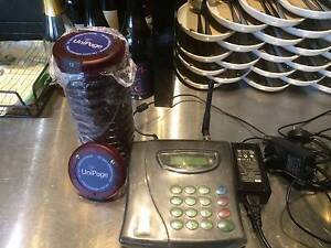 15 piece, Unipage system, suit bar or restaurant Cremorne North Sydney Area Preview