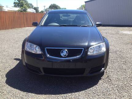 2011 VE2 HOLDEN COMMODORE OMEGA SEDAN