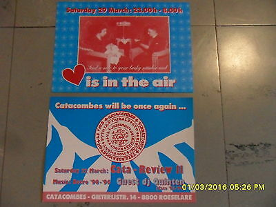 Flyers Catacombes (Roeselare)