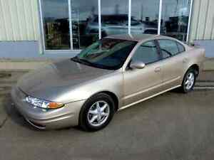 2001 Oldsmobile Alero GL - Low Mileage