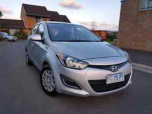 09/2014 Hyundai i20 Active - Automatic, Very Low Kms Moonah Glenorchy Area Preview
