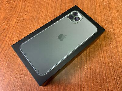   iPhone 11 Pro Max 64GB Green Unlocked GSM/CDMA AT&T T-mobile Verizon