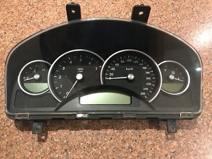 Instrument cluster Tapping Wanneroo Area Preview