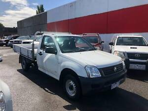 2005 Holden Rodeo cab chassis Ute Lilydale Yarra Ranges Preview