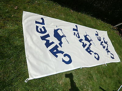 Camel  Fahne / Banner Größe ca. 120 x 305 cm   siehe auch Fotos