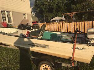 14' aluminum boat