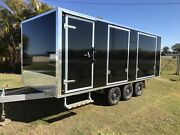 Fully in close box trailer Jacobs Well Gold Coast North Preview