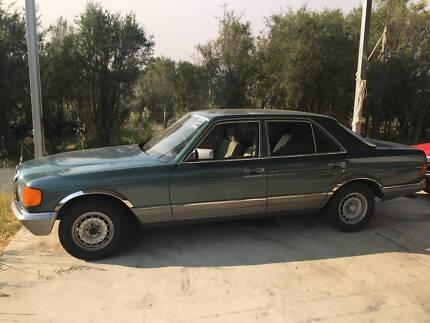 mercedes SE280 sale