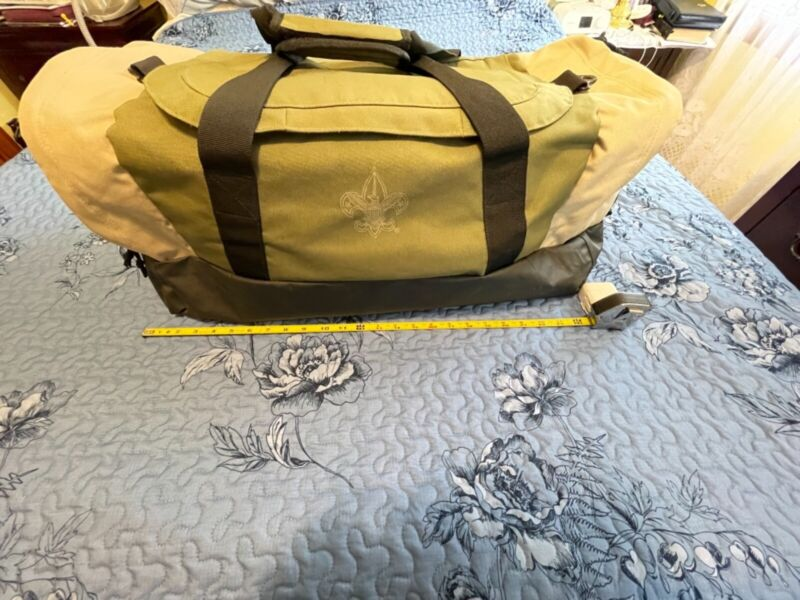 Boy Scout Duffle Bag