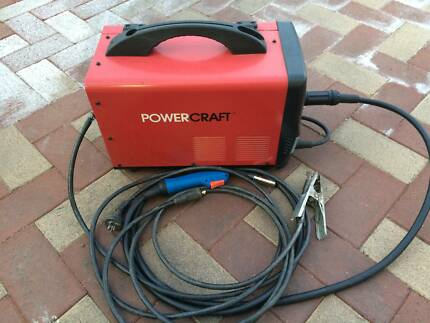 Lincoln Electric Powercraft 180i 3 in one inverter mig welder Port Augusta 5700 Port Augusta City Preview