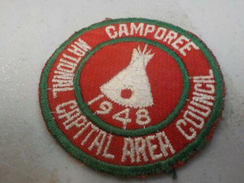 1948 National Capital Area Council Camporee