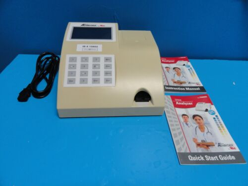 2012 NDC P080000 ProAdvantage Urine Analyzer W/ Strip Holder & Manuals ~15802
