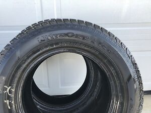 Good Year winter tires LT245/70/17