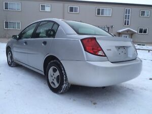 2003 Saturn Ion Sedan - LOW KM