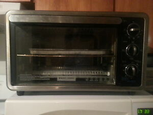 Black And Decker Countertop Oven Not Working : Local Deals on Toasters & Toaster Ovens in Mississauga / Peel Region ...