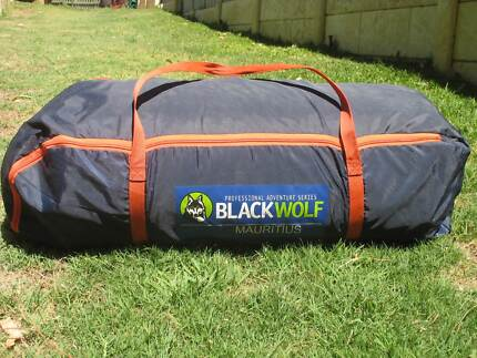 BLACKWOLF FAMILY DOME TENT. As new used twice & Blackwolf turbo lite 270 tent | Camping u0026 Hiking | Gumtree ...