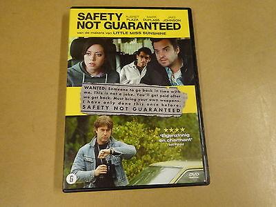 DVD / SAFETY NOT GUARANTEED ( AUBREY PLAZA, MARK DUPLASS, JAKE JOHNSON )