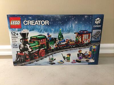 NEW NIB LEGO Creator 10254 Winter Holiday Train Christmas