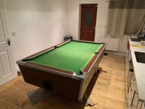 7ft Super League Pool Table