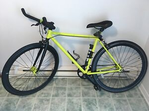 State Bicycle 4130 Chromoly - 49cm - Single Speed & Fixed Gear