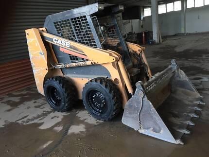 Case swl680kg bobcat