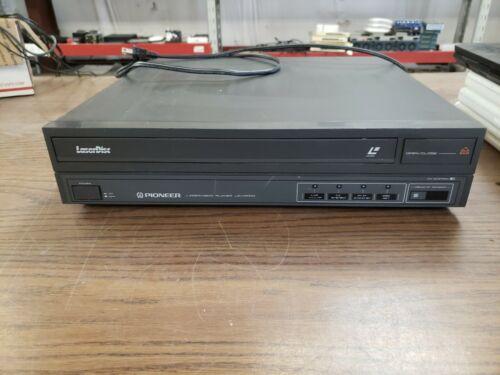 Vintage Pioneer Laserdisc Player LD-V2000 - Tested and Works