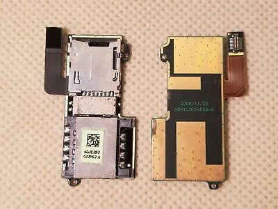 HTC OEM Memory & SIM Holder Slots Flex Cable for MYTOUCH 3G MAGIC - USA Part 3g Htc Magic