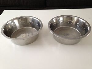 Bol stainless pour gros chien